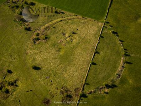 Priddy Circles, Mendip, Somerset, England, UK