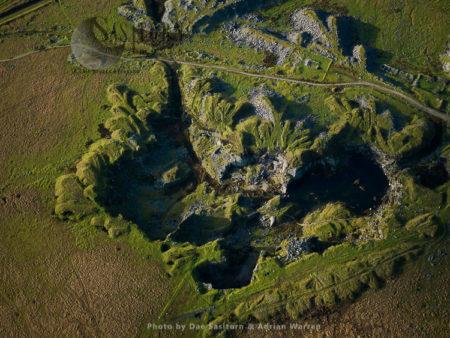 Foggintor Granite Quarry, Dartmoor