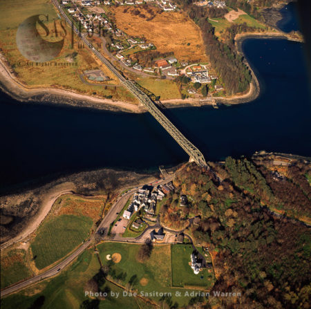 Bridge Over Loch Leven At North Ballachulish, Highlands