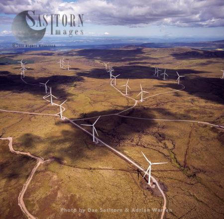Farr Wind Farm, Glen Kyllachy, Tomatin, Near Inveress, Highlands