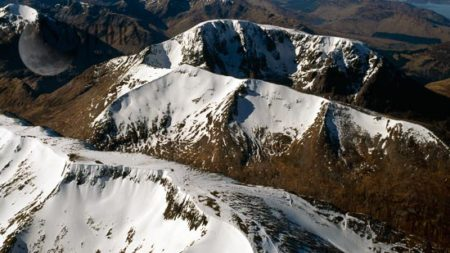 Ben Nevis, Highlands, Scotland