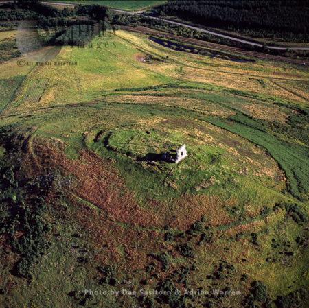 Dunnideer Castle, Aberdeenshire, Lowlands, Scotland