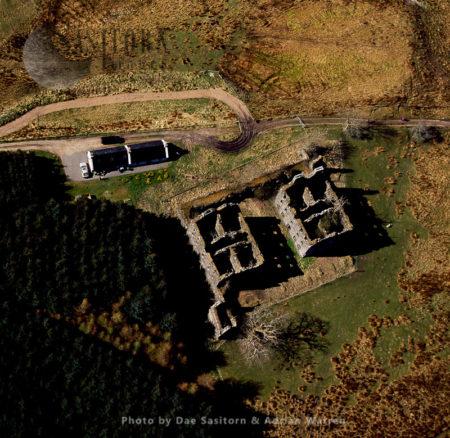 Bernera Barracks Near Glenelg, 1719