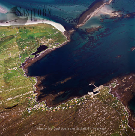 Backhill, Brusta And Rushgary; Isle Of Berneray, Outer Hebrides, Scotland