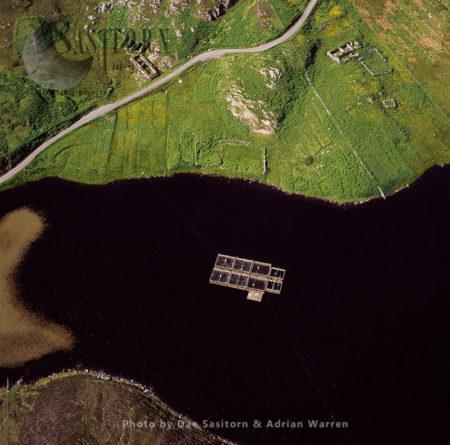 Prawn Farming, Lewis, Outer Hebrides, Scotland