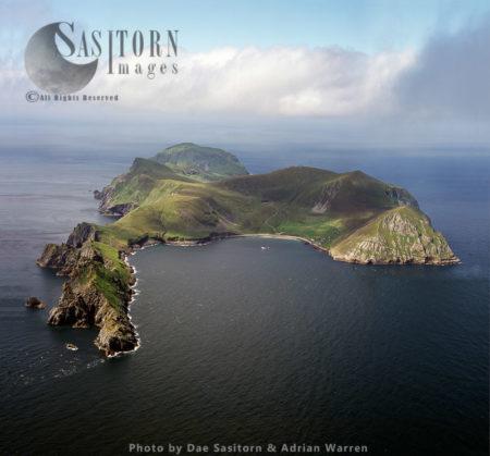 St Kilda, An Isolated Archipelago, Outer Hebrides, West Coast Scotland