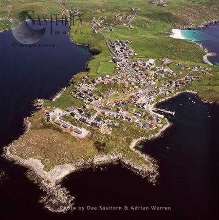 Hamnavoe, North Of West Burra, Shetland Islands, Scotland