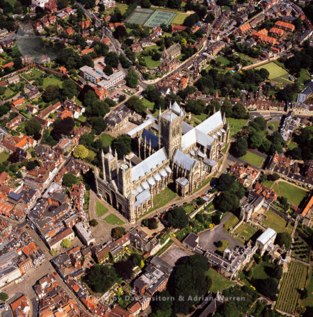 Lincoln And Its Cathedral, LIncolnshire