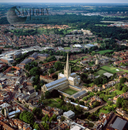 Norwich Cathedral, Norwich, Norfolk