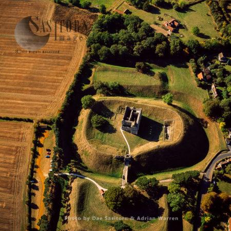 Castle Rising, Norfolk, England