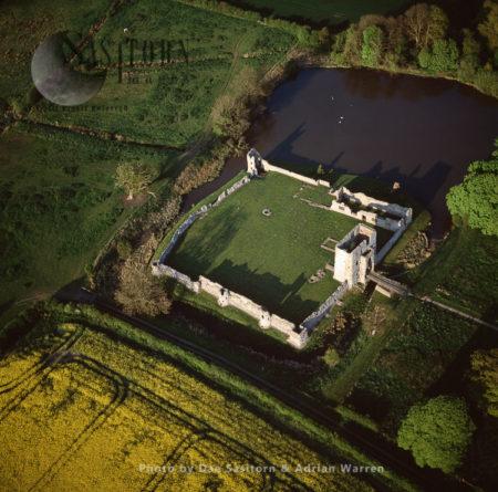 Baconsthorpe Castle, Near Sheringham, Norfolk