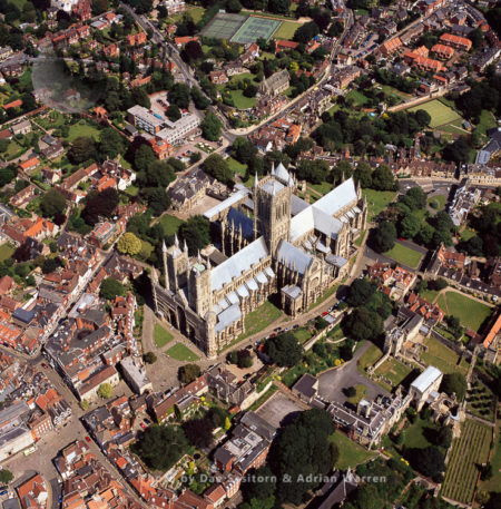 Lincoln Cathedral, Lincolnshire