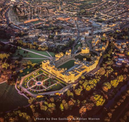 Windsor Castle, Windsor, Berkshire, England