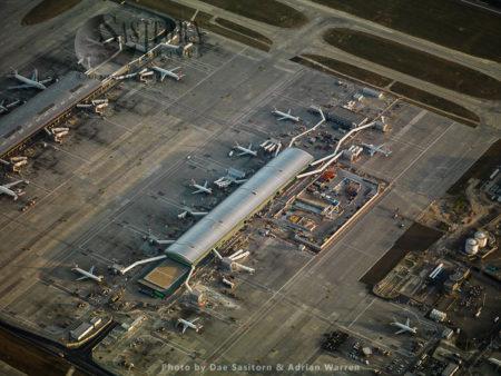 Heathrow Airport Terminal 5, Satellite Building 5C