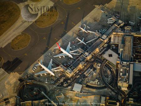 Heathrow Airport, Terminal 2