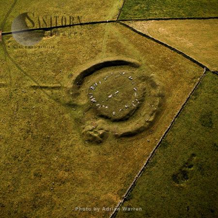 Arbor Low Stone Circle, Peak District, Derbyshire