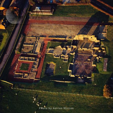 Wroxeter (Viroconium): The Site Of Roman Britain Town, Shropshire
