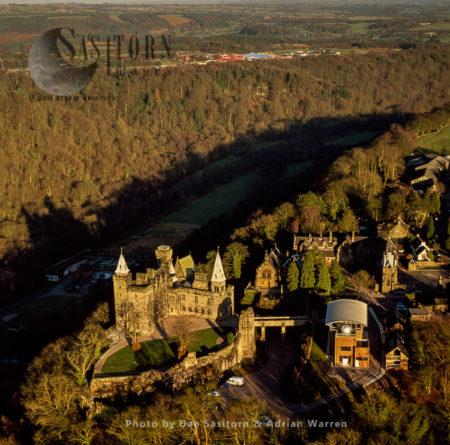 Alton Castle, West Midlands