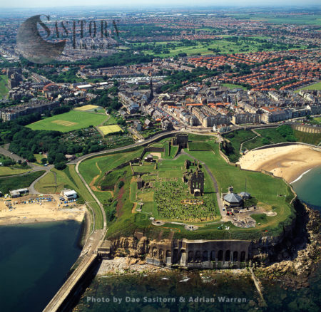Tynemouth Priory And Castle, Tyne And Wear