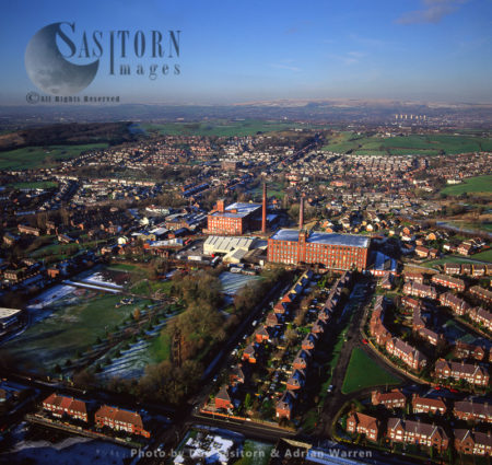 Cotton Mill, Rochdale, Greater Manchester