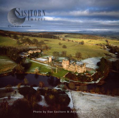 Greystoke Castle, (Pele Tower) Penrith, Cumbria
