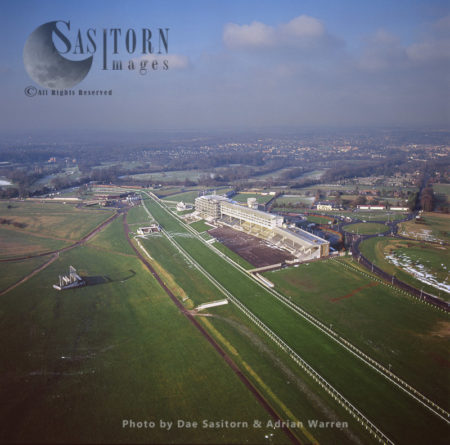 Epsom Downs Racecourse, Near Epsom, Surrey