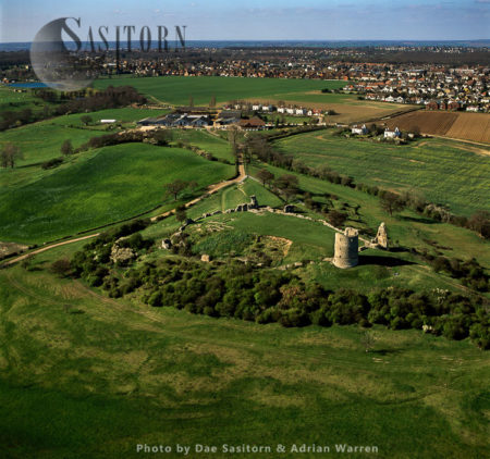 Hadleigh Castle, Near Southend-on-Sea, Essex