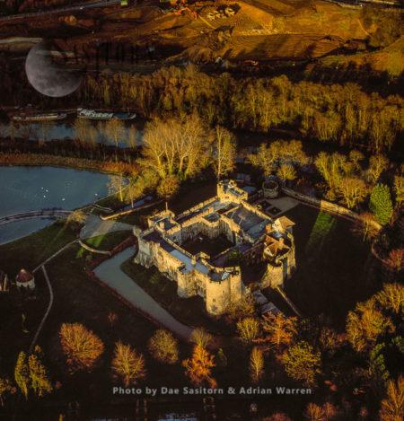 Allington Castle, Kent