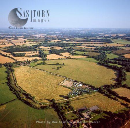 Silchester Roman Town (Calleva Atrebatum) Hampshire