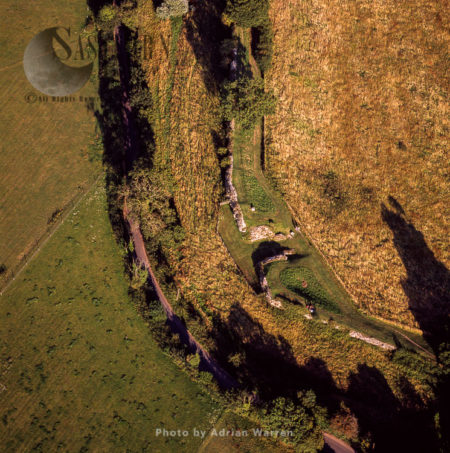 Silchester Roman Town (Calleva Atrebatum) , Hampshire