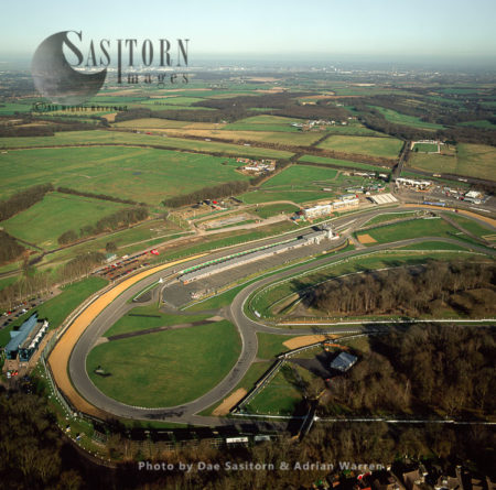 Brands Hatch Motor Racing Circuit, West Kingsown, Kent