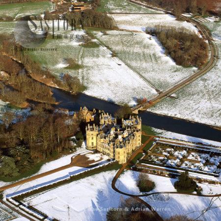 Longford Castle, South Of Salisbury, Wiltshire