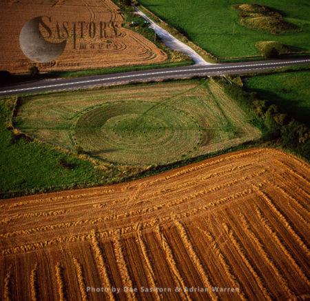 Sanctuary Stone Circle, Wiltshire