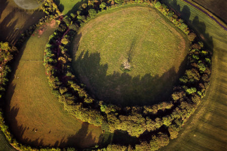 Bury Hill Fort, Hill-fort, Hillfort, Wiltshire