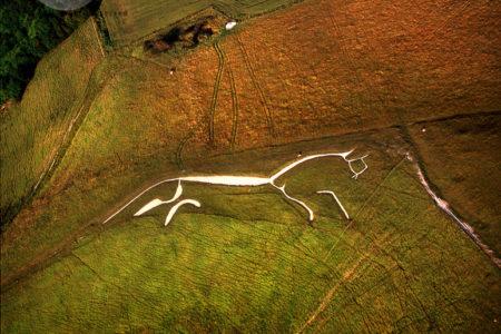 Uffington White Horse, Oxfordshire