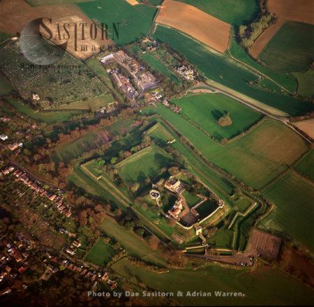 Carisbrooke Castle, Carisbrooke, Near Newport, Isle Of Wight