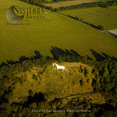 Broad Town White Horse, Wiltshire