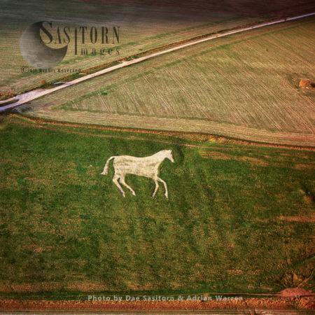 New Devizes White Horse, Wiltshire