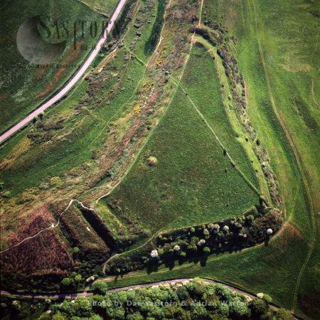 Abbotsbury Castle, Iron Age Hill Fort, Abbotsbury, Near Dorchester, Dorset