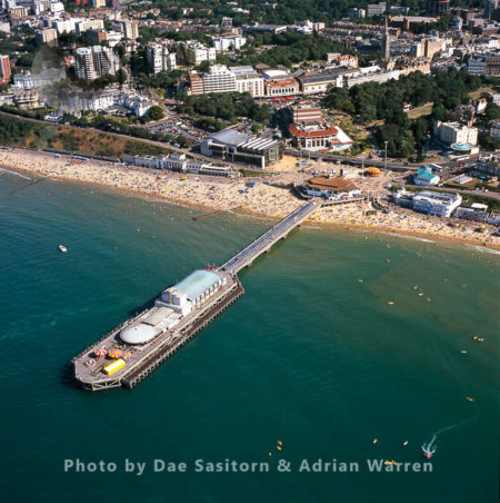 Bournemouth Pier, Bournemouth, Dorset