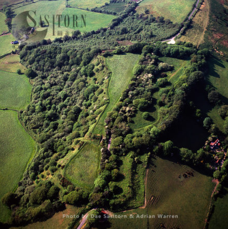 Coney's Castle Hillfort Is An Iron Age Hill Fort, Dorset,