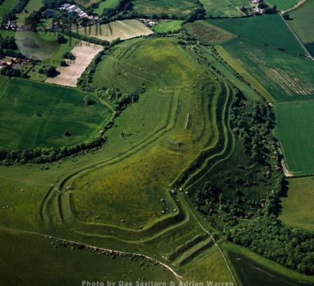 Hambledon Hill, Hill Fort, Dorset,