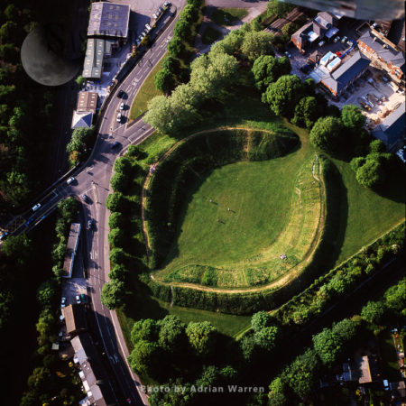 Maumbury Rings, A Neolithic Henge And Roman Amphitheatre, Dorchester, Dorset,