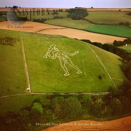 Giant Of Cerne Abbas, Dorset