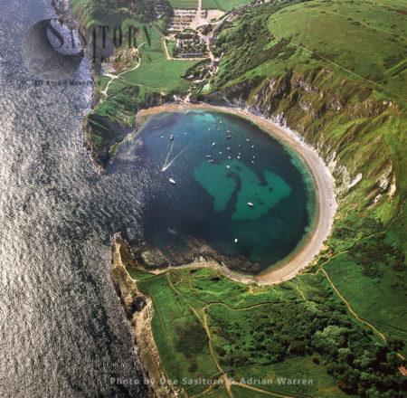 Lulworth Cove, Dorset