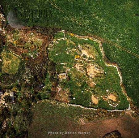 Carn Euny, Near Sancreed, Both Iron Age And Post-Iron Age Settlement, Cornwall