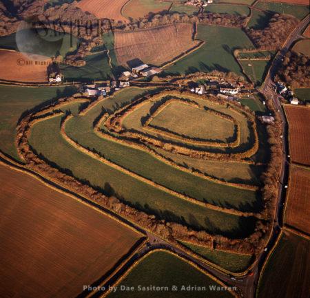 Clovelly Dykes, Devon