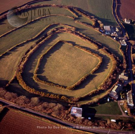Clovelly Dykes, An Iron Age Hill Fort, Devon