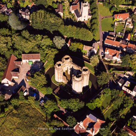 Nunny Castle, Frome, Somerset,