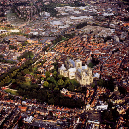 York Minster And The City, Yorkshire